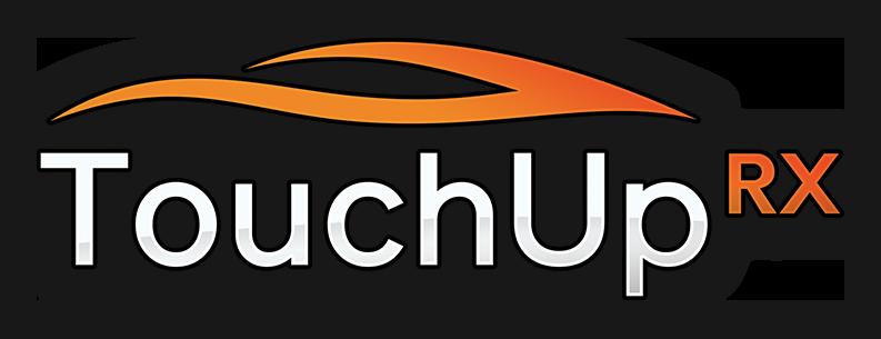 TouchUp RX logo